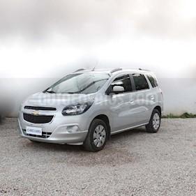Foto venta Auto usado Chevrolet Spin Activ LTZ 1.8L 5 Pas (2015) color Gris Claro precio $485.000