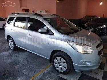 Foto venta Auto usado Chevrolet Spin Activ LTZ 1.8L 5 Pas (2013) color Gris Claro precio $439.900