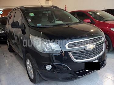 Foto venta Auto usado Chevrolet Spin - (2013) color Negro precio $359.900