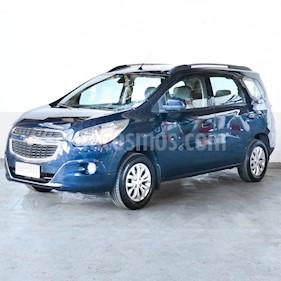 Chevrolet Spin LTZ 1.8 7 Pas usado (2018) color Azul precio $920.000