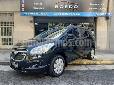 Chevrolet Spin - usado (2013) color Negro precio $489.900