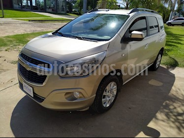 Chevrolet Spin LTZ 1.3 5 Pas TDi usado (2013) color Beige Desert precio $430.000