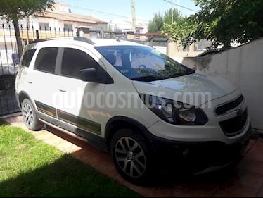 Chevrolet Spin LT 1.8 5 Pas My Link usado (2016) color Beige precio $820.000