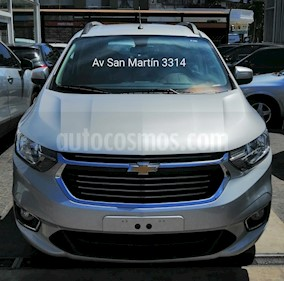 Chevrolet Spin LTZ 1.8 7 Pas nuevo color A eleccion precio $2.239.900