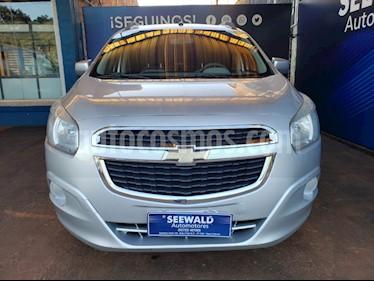 Chevrolet Spin - usado (2014) color Gris Plata  precio $540.000