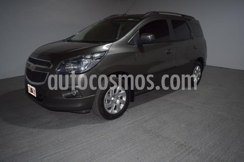 Chevrolet Spin LTZ 1.8 5 Pas usado (2014) precio $880.000