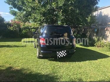 Foto venta Auto usado Chevrolet Spin LT 1.8 5 Pas My Link (2015) color Azul precio $390.000