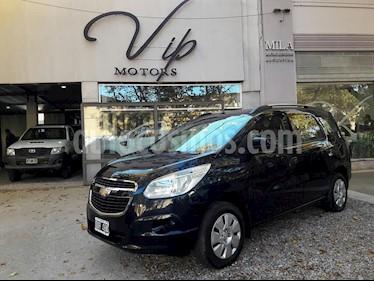 Foto venta Auto usado Chevrolet Spin LT 1.8 5 Pas My Link (2015) color Azul precio $420.000