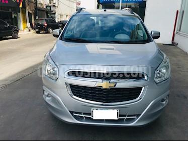 Foto venta Auto usado Chevrolet Spin LT 1.8 5 Pas (2015) color Plata Switchblade precio $499.000