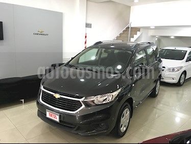 Chevrolet Spin LT 1.8 5 Pas nuevo color A eleccion precio $1.116.200