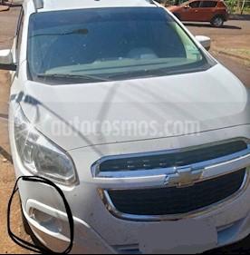 Foto venta Auto usado Chevrolet Spin LT 1.8 5 Pas (2014) color Blanco precio $350.000