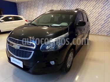 Foto venta Auto usado Chevrolet Spin LT 1.8 (2013) color Negro Global precio $292.000