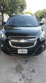 Foto venta Auto usado Chevrolet Spin LT 1.8L 5 Pas (2013) color Azul precio $310.000