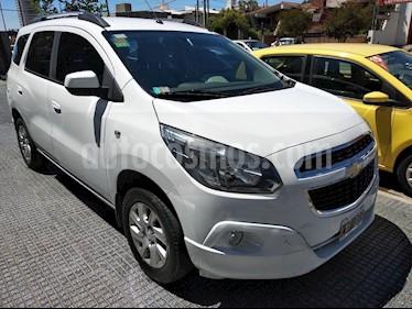Foto venta Auto Usado Chevrolet Spin LT 1.8L 5 Pas (2012) color Blanco precio $345.000