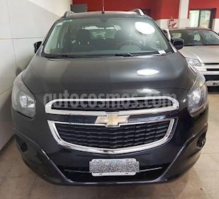 Foto venta Auto usado Chevrolet Spin LT 1.8L 5 Pas (2015) color Negro precio $455.000