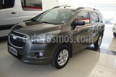 Foto Chevrolet Spin LT 1.8L 5 Pas usado (2012) color Beige precio $320.000