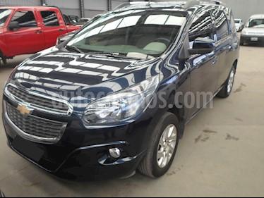 Foto venta Auto usado Chevrolet Spin LTZ 1.8 5 Pas (2015) color Azul Brillante precio $398.000