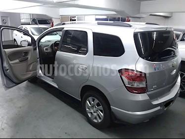 Foto venta Auto usado Chevrolet Spin LTZ 1.8 5 Pas (2014) color Gris Mond precio $549.000