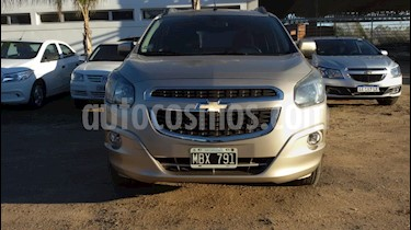 Foto venta Auto usado Chevrolet Spin LTZ 1.8 5 Pas (2013) color Beige Desert precio $420.000
