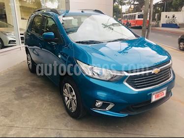 Chevrolet Spin LTZ 1.8 7 Pas Aut nuevo color Plata precio $1.288.200