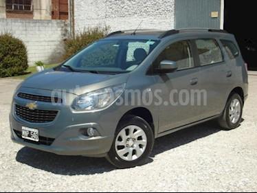Foto venta Auto Usado Chevrolet Spin LTZ 1.8 7 Pas Aut (2013) color Gris Claro precio $238.000