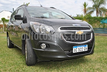 Foto Chevrolet Spin LTZ 1.8 7 Pas Aut usado (2018) color Gris Mond precio $640.000