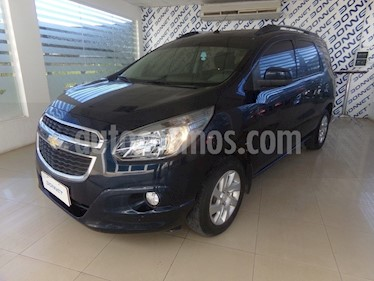 Foto venta Auto usado Chevrolet Spin LTZ 1.8 7 Pas color Azul Macaw precio $324.000