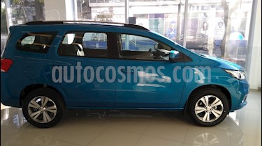 Chevrolet Spin LTZ 1.8 7 Pas nuevo color A eleccion precio $1.278.500