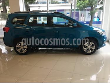 Chevrolet Spin LTZ 1.8 7 Pas nuevo color Plata precio $1.100.000