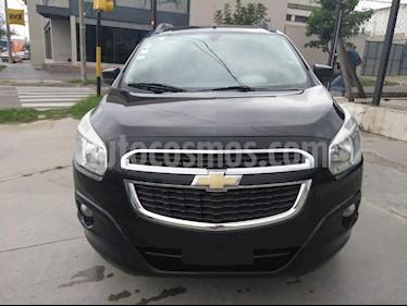 Foto venta Auto usado Chevrolet Spin LTZ 1.8L Die 5 Pas (2015) color Negro precio $415.000