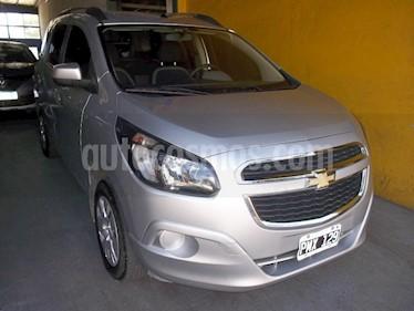 Chevrolet Spin LTZ 1.8L Die 5 Pas usado (2016) color Gris Claro precio $895.000