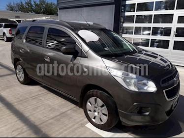 Foto venta Auto usado Chevrolet Spin LTZ 1.8L Die 5 Pas (2013) color Gris Claro precio $353.000