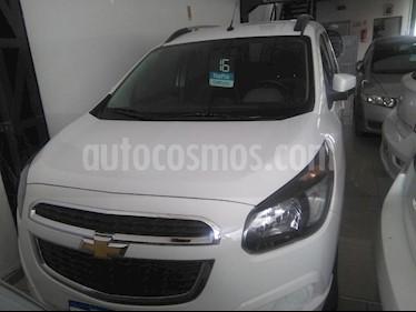 Foto venta Auto usado Chevrolet Spin LTZ 1.8L Die 5 Pas (2016) color Blanco precio $400.000