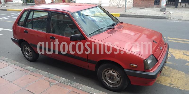 Chevrolet Sprint Sprint usado (1995) color Rojo precio $6.500.000