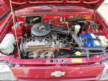 Foto venta Carro usado Chevrolet Sprint Sprint (2004) color Rojo