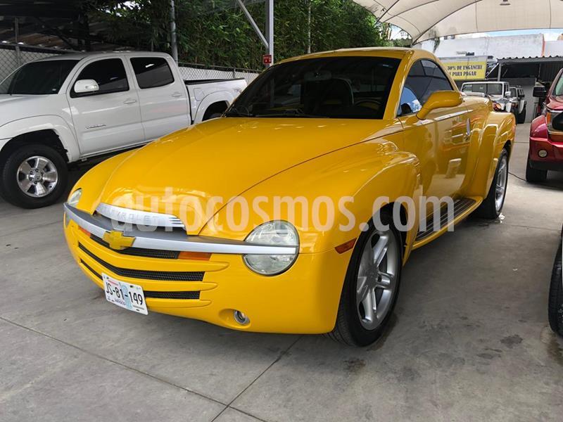 Chevrolet SSR 5.4L usado (2004) color Amarillo precio $359,000
