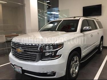 Foto Chevrolet Suburban 5P LTZ 5.3L TA PIELQC GPS 2ª FILA ASTOS. CUBO F. N usado (2016) color Blanco precio $669,900