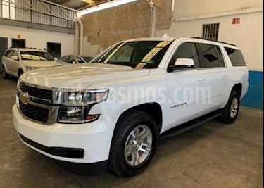 Foto venta Auto usado Chevrolet Suburban LS Tela (2018) color Blanco precio $674,900