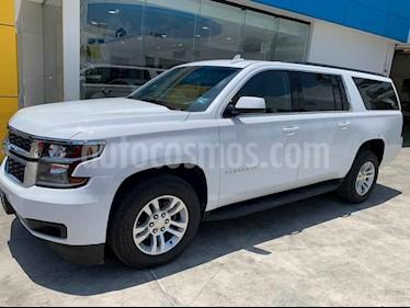 Foto venta Auto usado Chevrolet Suburban LS Tela (2018) color Blanco precio $764,900
