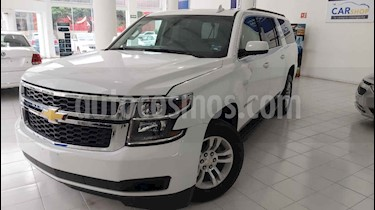 Foto Chevrolet Suburban LS Tela usado (2018) color Blanco precio $609,900