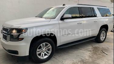Foto venta Auto usado Chevrolet Suburban LS Tela (2017) color Blanco precio $598,900