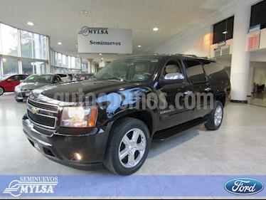 Foto venta Auto usado Chevrolet Suburban LT Piel 4x4 (2011) color Negro precio $245,000