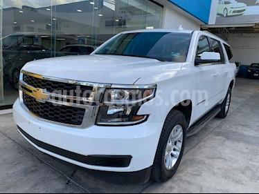 Chevrolet Suburban LT Piel Banca usado (2019) color Blanco precio $849,800