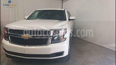 Foto venta Auto usado Chevrolet Suburban LT Piel Banca (2018) color Blanco precio $699,900
