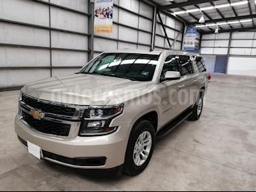 Foto venta Auto usado Chevrolet Suburban LT Piel Banca (2017) color Beige precio $709,900