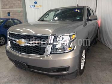 Chevrolet Suburban LT Piel Banca usado (2019) color Plata precio $849,800