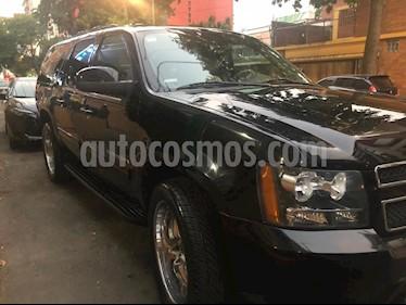 Foto venta Auto usado Chevrolet Suburban LT Piel Plus 4x4  (2013) color Negro precio $350,000