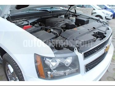 Foto venta Auto usado Chevrolet Suburban LT Piel (2012) color Blanco precio $325,000