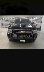 Foto venta Auto usado Chevrolet Suburban LT Piel (2014) color Negro precio $380,000