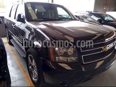 Foto venta Auto usado Chevrolet Suburban LT Tela (2014) color Negro precio $335,000